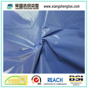 Waterproof Nylon Taffeta Fabric for Down Jacket (380T or 400T) pictures & photos