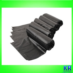 Colorful HDPE Garbage Bags with Star-Sealed Bottom pictures & photos