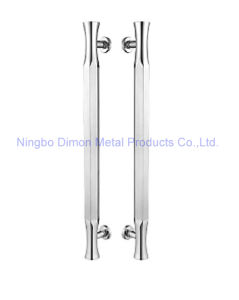 Dimon H Type Stainless Steel Glass Door Handle Dm-DHL 038