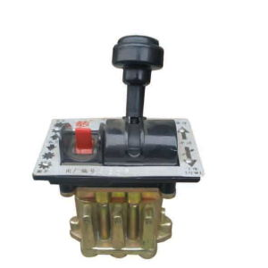 Auto Dumper Industrial Valve with 6 Pneumatic Holes Levers
