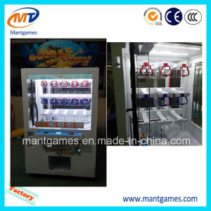 Hot Game Machine Mini Simulator Golden Key Master Prize Vending Machine pictures & photos