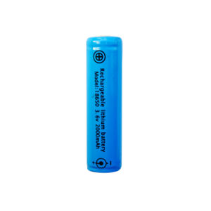 LIR18650, RCR18650 Lithium Rechargeable Battery