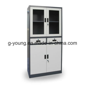 Hot Sale Big Capacity Fireproof Metal Office File Cabinet