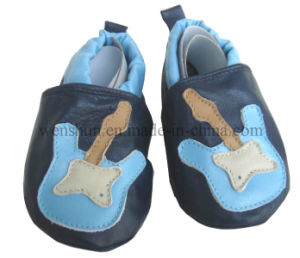 Jeeta Pictures Baby Leather Shoes Ty-8002