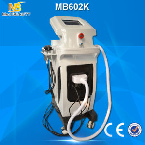 Hot Selling! ! Cavitation+IPL+RF+YAG Laser Tattoo Removal Machine pictures & photos
