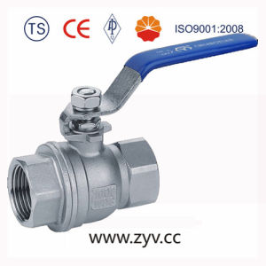 Stainless Steel Threaded End Ball Valve pictures & photos