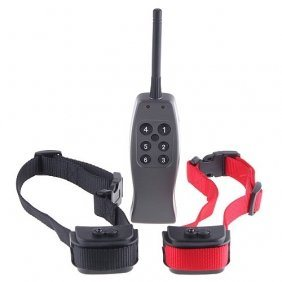 Return to Product Information Rechargeable Remote Dog Training Shock and Vibration Collar for 2 Dogs