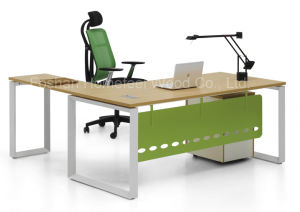 Elegant Modern Executive Office Table Furniture (HF-BSD008)