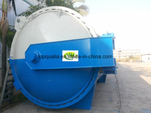 Laminated Glass Autoclave High Pressure High Temperature Autolave