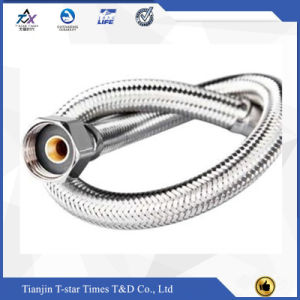 Stainless Steel Hot Water Flexible Metal Hose  sc 1 st  Tianjin T-star Times Tu0026D Co. Ltd. & China Stainless Steel Hot Water Flexible Metal Hose - China High ...