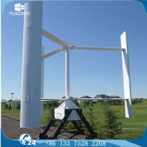 Manufacturer Vertical Axis Windmill Maglev Wind Power Energy Turbine Generator pictures & photos