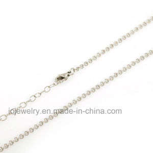 Factory Necklace 925 Sterling Silver Chain pictures & photos