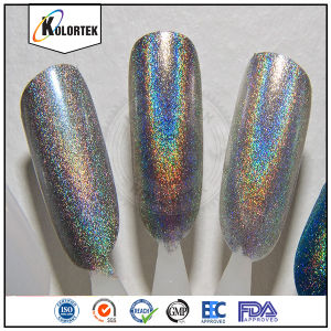 Spectraflair Holographic Effect Nail Colors Powder pictures & photos