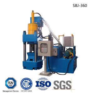 Briquetters Automatic Aluminum Iron Metal Scrap Hydraulic Press Recycling Machine-- (SBJ-360) pictures & photos