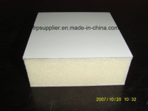 Fiberglass /FRP PU Polyurethane Sandwich Panel, Refrigerated Truck Body FRP Sandwich Panel pictures & photos