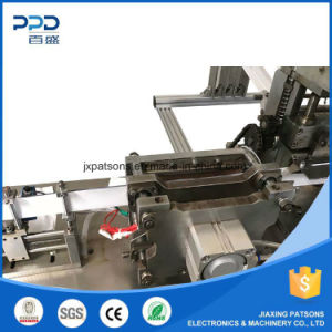 Good Quality Fully Auto Single Sachet Moist Wipes Manufacturing Machinery pictures & photos