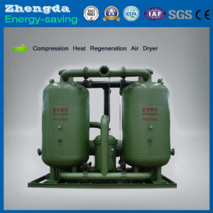 Zyd Temperature Swing Adsorption Compressed Air Dryers for Industrial and Chemical