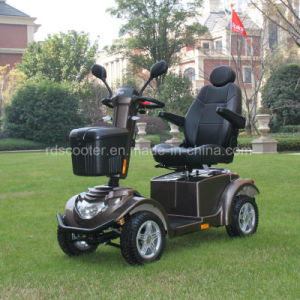Strong Torque 1400W LCD Display Electric Scooter USD Charge Mobility Scooter pictures & photos