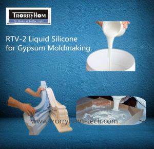 RTV 2 Liquid Silicon Rubber for Grg Grc Molding Making