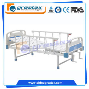 Two Crank Simple Manual Bed Without Wheels