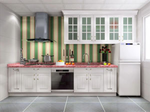 Italian Style Modern MDF Kitchen Furniture pictures & photos