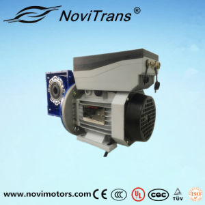 3kw Power Servo Speed Control Motor with Decelerator (YVM-100A/D) pictures & photos