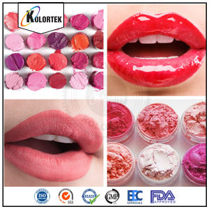Natural Mica Powder Cosmetic Pearl Colorants in Lipstick pictures & photos