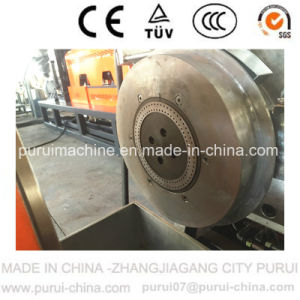 Plastic Granulator with Two-Stage for HDPE Flakes pictures & photos