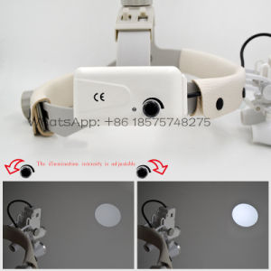 Medical Magnifier All in Ones Headlight and Dental Loupes pictures & photos