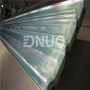 Manufacture of FRP Lighting Transparent Roof Sheet Making Machine