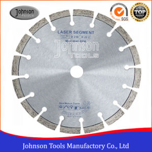 230mm Diamond Laser Saw Blade for Asphalt Cutting pictures & photos