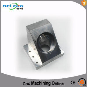 Customized 4/5 Axis Machining Parts Aluminum Block Machining Parts with Manifold