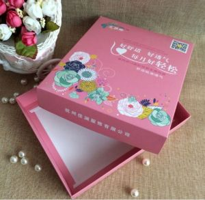 Best Price of Accept Custom Logo Printing Die Cut Paper Box with High End Finishing for Sale