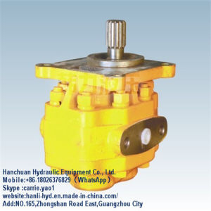 Hydraulic China Manufacturing Fuel Gear Pump for Excavator (CBG2080)
