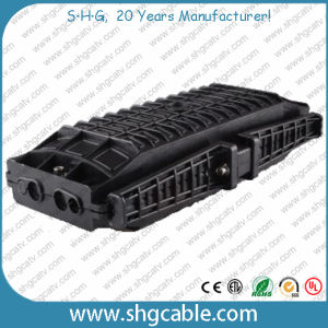 8 Ports Horizontal Fiber Optic Splice Closure (FOSC-H03) pictures & photos