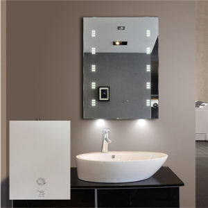 Hotel Electric Frameless Fogfree LED Back Lighted Wall Mirrors