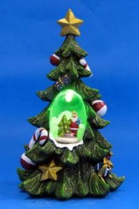 Xmas Tree Design Candle Holder Craft Decoration