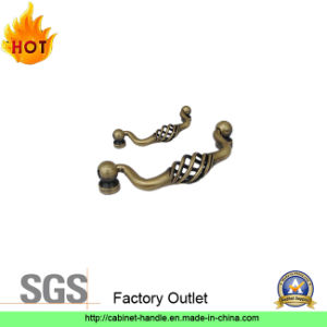 Factory Direct Sale Stainless Steel Furniture Hardware Kitchen Closet Drawer Pull Handle (UC 03)