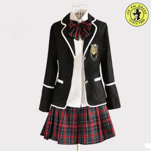 School Uniform Manufactures OEM Service Primary High School Uniforms pictures & photos