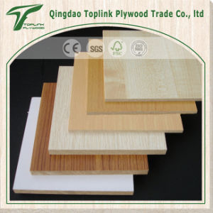 18mm Melamine MDF for Furniture and Decoration
