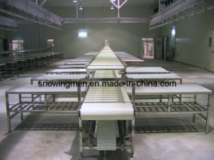 Sheep Slaughtering Cutting Line