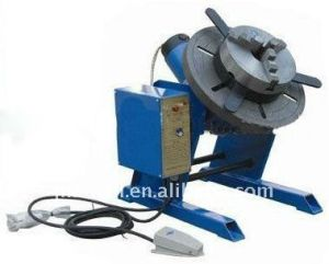 Welding Turntable/Welding Table (with chuck) pictures & photos