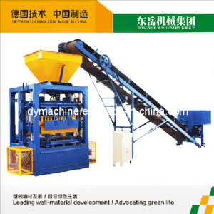 Small Fly Ash Block Making Machine (QT4-24) pictures & photos