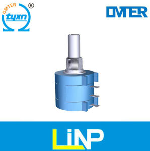 Wire-Wound Resistance Potentiometer (3590S-2)