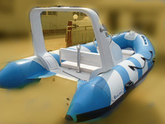 All-Long Inflatable Boat--Rib470b