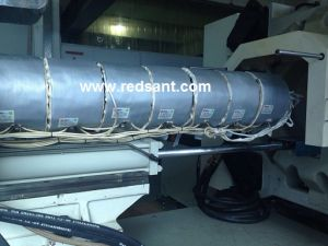 Thermal Insulation Covers on Injection Machine Barrel to Save Heat Energy pictures & photos
