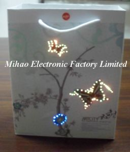 Gift Bags With LED Light