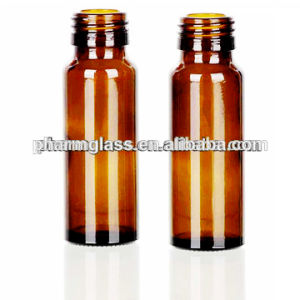 Different Types Amber Glass 15ml 30ml Bottle pictures & photos