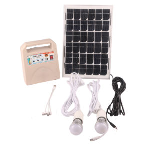 12V Mini Projects Solar Energy System for Small Homes