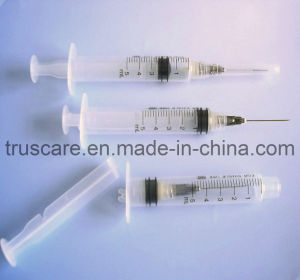 Retractable Safety Syringe (AD Syringe) pictures & photos